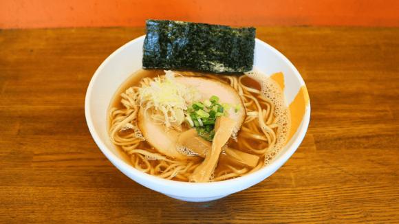 Niboshi NamaShoyu - Ramen (Large)