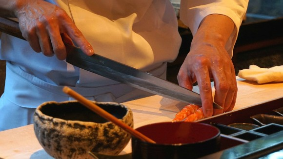 Sushi Mizuki - The Ritz-Carlton, Kyoto