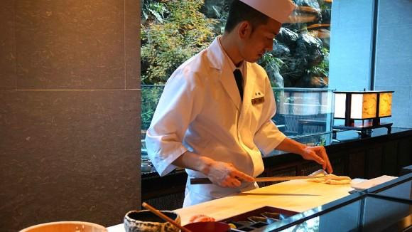 Sushi Mizuki How to order & eat