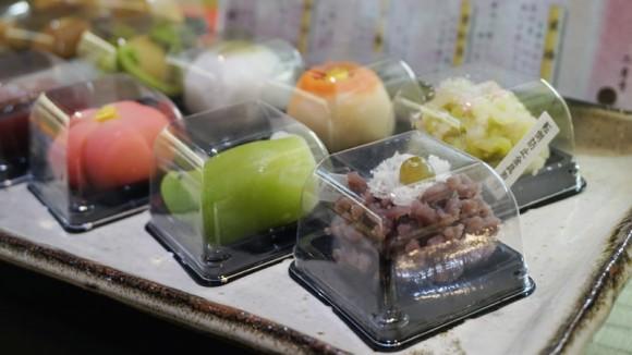 Namagashi (raw wagashi)