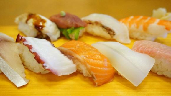 Family Sushi Nigiri Iccho!