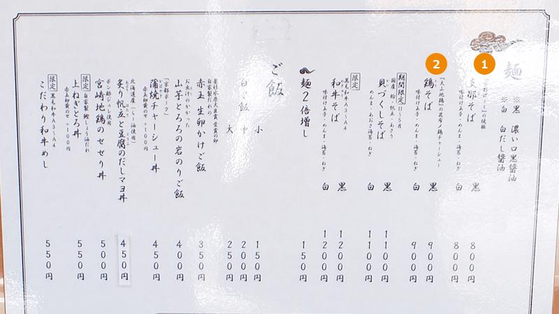 Inoichi How to Order & Eat