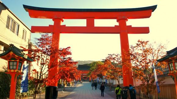 Fushi-Inari-Taisha-Appearance-Photo-