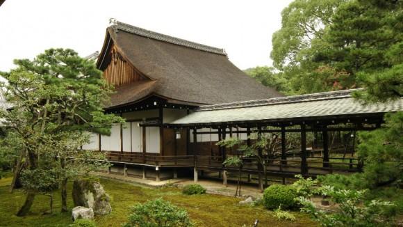 Shoshin-den hall
