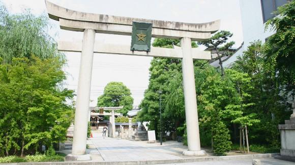 Seimei Shrine Appearance Photo