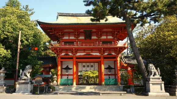 Imamiya-Jinja Shrine_Appearance Photo