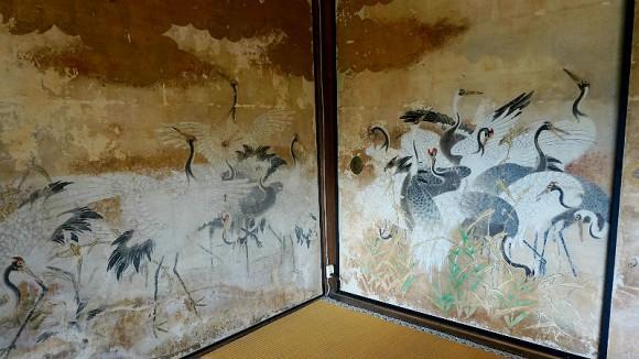 Over 100 shoji (a Japanese slide door)