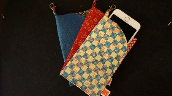 Smart phone case, digital camera case