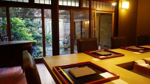 Muromachi Wakuden Interior Photo