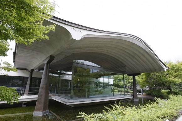 The Tale of Genji Museum,Uji City Appearance Ohoto
