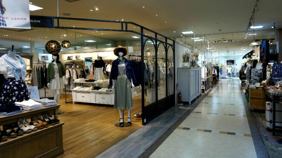 Ladies' Fashion Floors