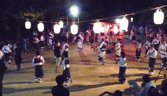 Matsugasaki Daimokuodori & Sashiodori (dance)