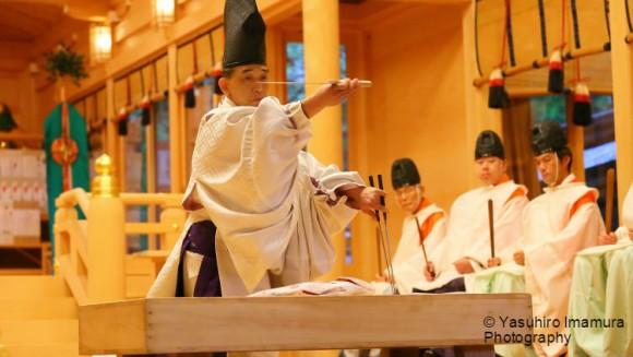 Shikibouchou-no-gi (Kitchen Knife Ceremony)