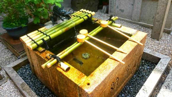 Drink Nishiki water