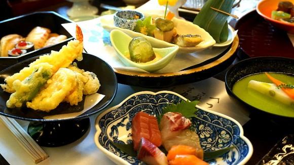 Lunch Special Kaiseki Nadeshiko