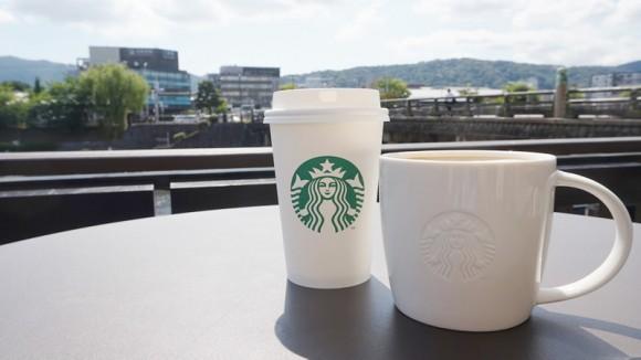 Starbucks Coffee Kyoto Sanjo Ohashi Store