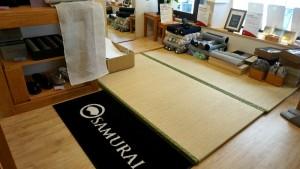kimono samurai interior 1