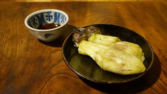 Yaki Nasu (Grilled Eggplant)