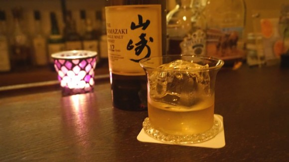 THE YAMAZAKI SINGLE MOLT WHISKY