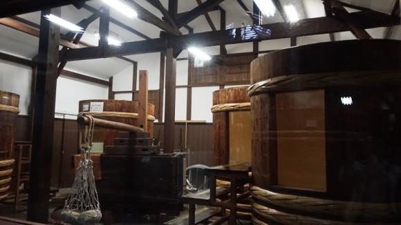 Gekkeikan sake brewery