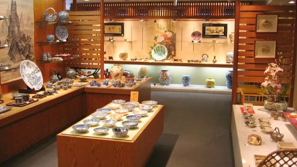 Kyo-Kiyomizuyaki Asahido Honten-Main store
