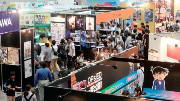 Kyoto International Manga and Anime Fair 2016 (Kyo-mafu)