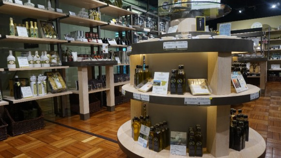 OIL & VINEGAR Kyoto Store Interior Photo