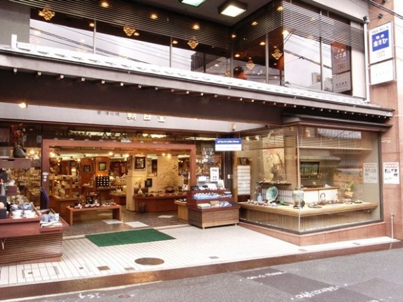 Kyo-Kiyomizuyaki Asahido Honten - Main Store Appearance Photo