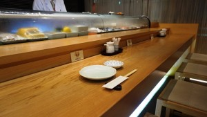 sushiina interior photo