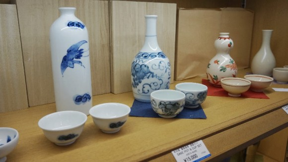 Traditional handicrafts from Kyoto and throughout Japan