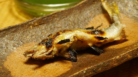 Char-grilled dishes