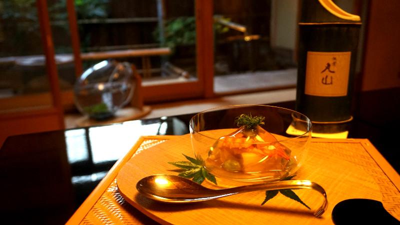 Extraordinary Kaiseki Dinner in Kyoto