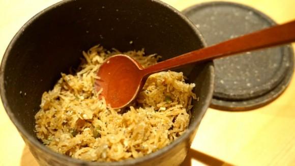 Tsubu miso chirimen(dried young sardines)