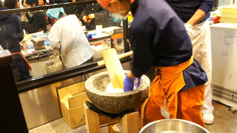 Find mochi-related events in Kyoto!