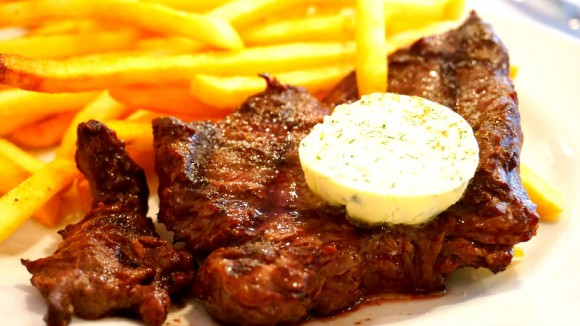 beef shoulder steak